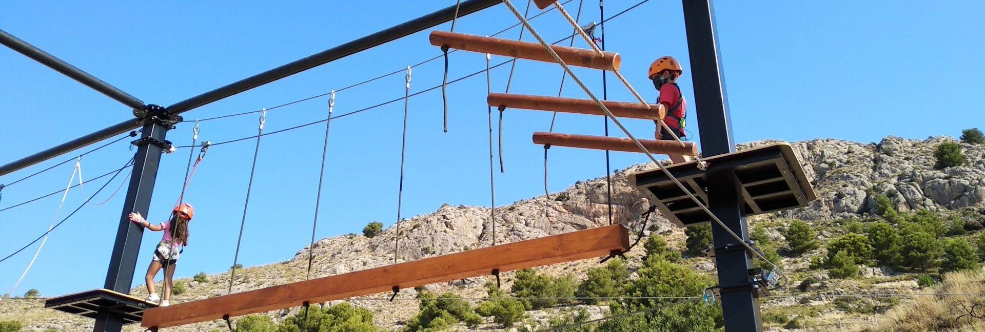 Parque aventura Slide 3